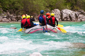 River Rafting Trips on the Rio grande River